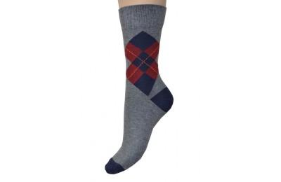 Ekose Erkek Çorabı